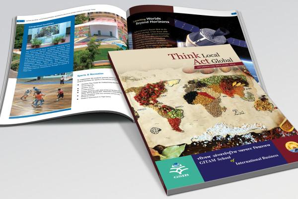 GITAM School of International Business - Placement Brochure