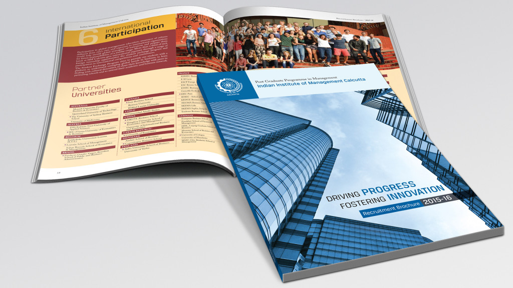placement brochure design - placement brochure