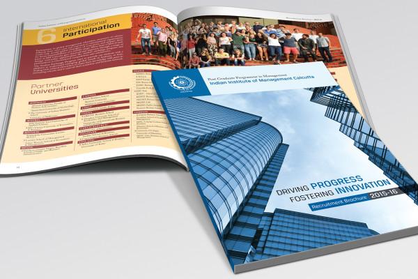 IIM Calcutta - Placement Brochure