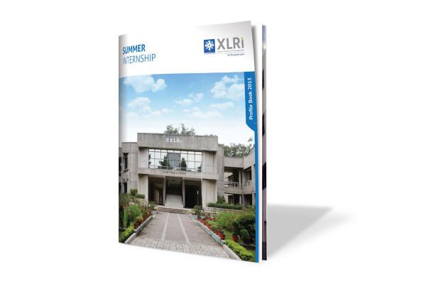XLRI Jamshedpur - Summer Internship Brochure